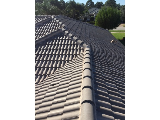 Capps Roofing Inc Tile